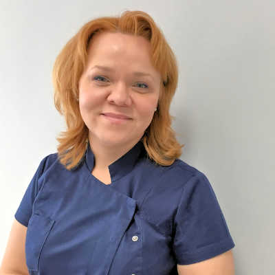Edyta Cygnarowska - specialist of dental surgery