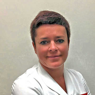 Aneta Snopek - specialist of preventive dentistry