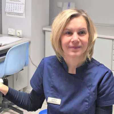 Beata Szulc - specialist of preventive dentistry